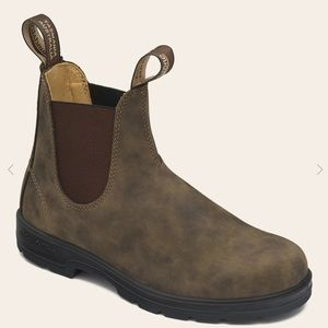 Women's blundstone 585 rustic brown size 8